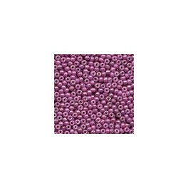 MH Glass Seed Beads 02083 - opaque lt. mauve