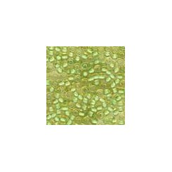 MH Glass Seed Beads 02104 - grasshopper