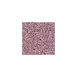 MH Antique Glass Seed Beads 03019 - soft mauve