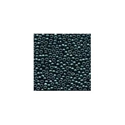 MH Antique Glass Seed Beads 03022 - royal teal