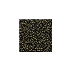 MH Antique Glass Seed Beads 03024 - mocha