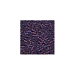 MH Antique Glass Seed Beads 03026 - wild blueberry