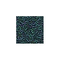 MH Antique Glass Seed Beads 03028 - juniper green
