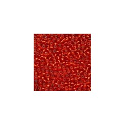 MH Antique Glass Seed Beads 03043 - oriental red
