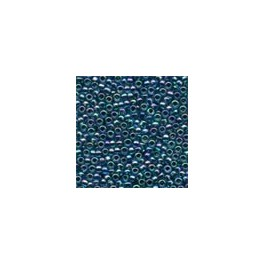 MH Antique Glass Seed Beads 03047 - blue iris