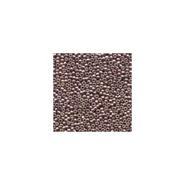 MH Petite Glass Seed Beads 40556 - antique silver
