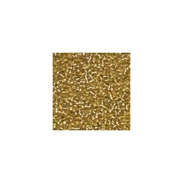 MH Petite Glass Seed Beads 42011 - victorian gold