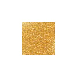 MH Petite Glass Seed Beads 42019 - crystal honey