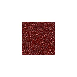 MH Petite Glass Seed Beads 42043 - rich red