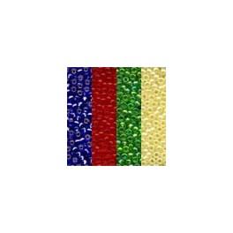MH Glass Seed Beads 01001 - Mini Packs No. 1