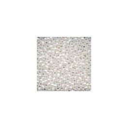 MH Frosted Glass Seed Beads 60161 - crystal