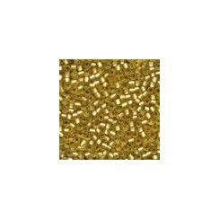 MH Frosted Glass Seed Beads 62031 - gold
