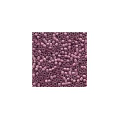 MH Frosted Glass Seed Beads 62037 - mauve
