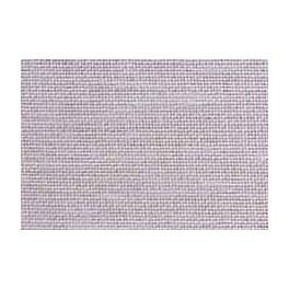 Leinenband mit 8,5 Fdn/cm, weiß - 10 cm breit