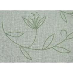 """Leinenband """"Elegance"""", grau - 28 cm breit"""