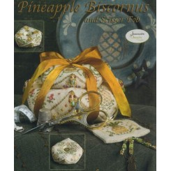 PINEAPPLE BISCORNUS AND SCISSOR FOB - Materialpaket
