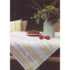 Decke NANCY - 91 x 91 cm