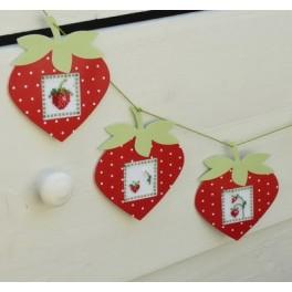 Passepartout-Erdbeeren