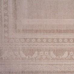Decke natur - 92 x 92 cm