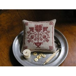LIZZY TREWHART PIN PILLOW