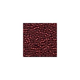 MH Antique Glass Seed Beads 03003 - cranberry