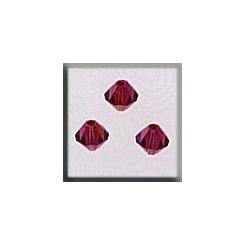 MH Crystal Treasures 13063 - Rondele champagne, fuschia