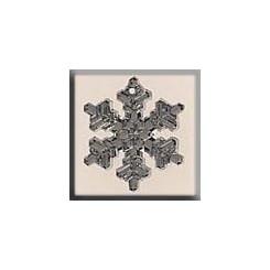 MH Glass Treasures 12039 - Schneeflocke groß