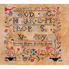 SALLY SPENCER SAMPLER
