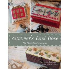 SUMMER'S LAST ROSE