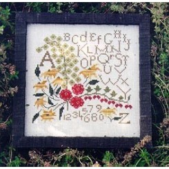 COUNTRY FLOWER SAMPLER