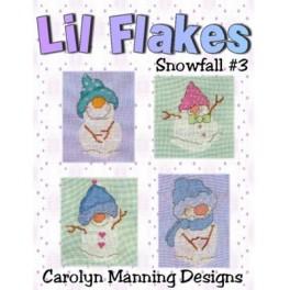 LIL' FLAKES SNOWFALL No. 3