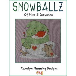 SNOWBALLZ OF MICE & SNOWMEN