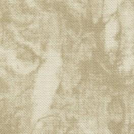 Zweigart Vintage Belfast hellkhaki, 140 cm