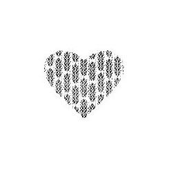 Weizenähren-Herz