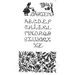 GARTEN-ALPHABET