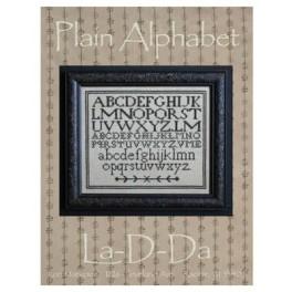 PLAIN ALPHABET