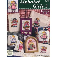 ALPHABET GIRLS 3