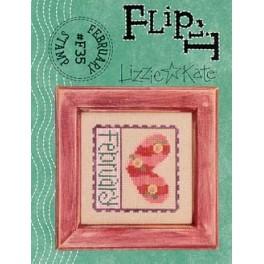 FLIP-IT STAMP FEBRUARY