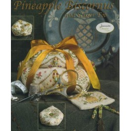 PINEAPPLE BISCORNUS AND SCISSOR FOB