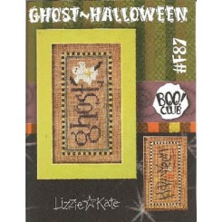Boo! Club - GHOST & HALLOWEEN