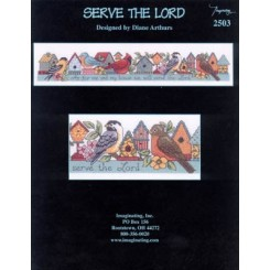 SERVE THE LORD