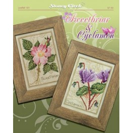 SWEETBRIAR & CYCLAMEN