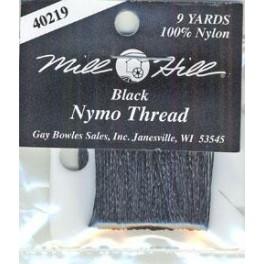Nymo Thread, schwarz
