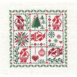 Weihnachtsquadrat 2013