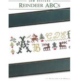 REINDEER ABCs