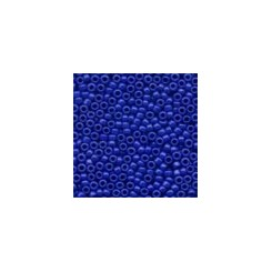 MH Glass Seed Beads 02065 - crayon royal blue