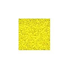 MH Glass Seed Beads 02059 - crayon yellow