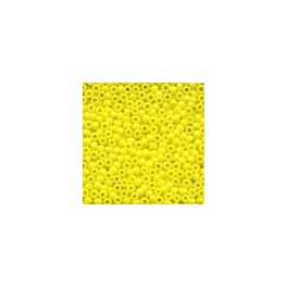 MH Glass Seed Beads 02059 - crayon yellow