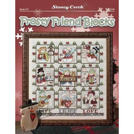 FROSTY FRIEND BLOCKS