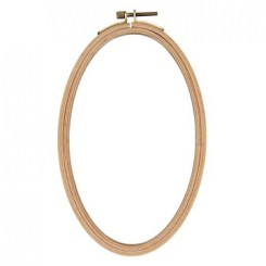 Stickring oval